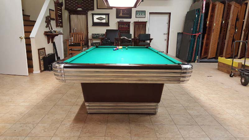 Pro Billiards Pool Table Service Sales - Brunswick metro pool table