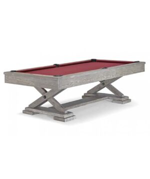 Brunswick Brixton 8 foot pool table for sale.