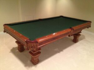 Used Brunswick Ashbee pool table for sale