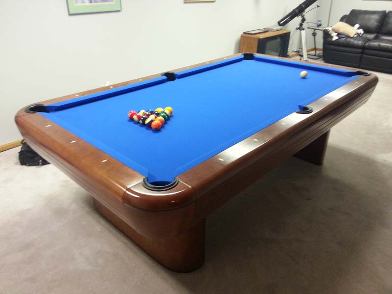 8 39 brunswick gibson - Acheter billard table ...