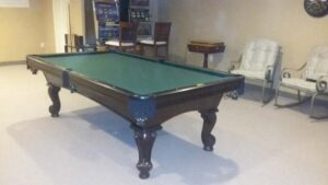 Used Olhausen Santa Ana pool table