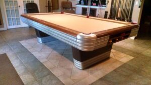 Brunswick Balke Collender Centennial pool table for sale