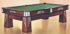 Brunswick Balke Collender Challenger pool table for sale.