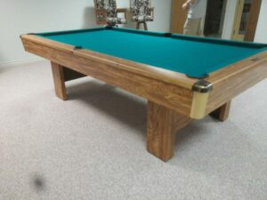 Used Brunswick Bristol pool table for sale.