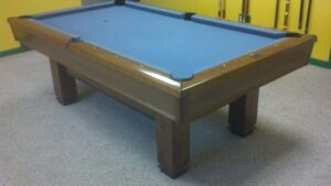 7' Brunswick bridgeport pool table for sale