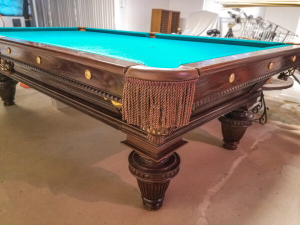 Brunswick Union League 150 anniversary edition pool table for sale
