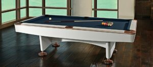Limited edition Brunswick gold crown IV 8 pro pool table for sale
