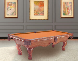 Addison pool table from Presidential Billiards