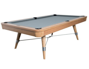 The Roosevelt pool table from Presidential Billiards