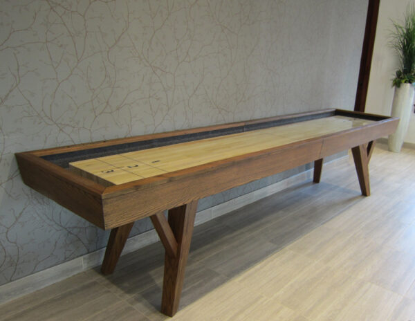 Tyler Shuffleboard Table by Presidential Billiards